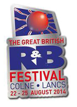 Lucky Peterson, Mike Sanchez, Grainne Duffy at the Great British RnB Festival, Colne