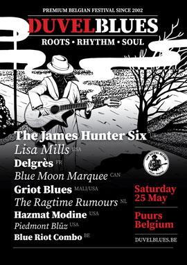 Duvel Blues Festival