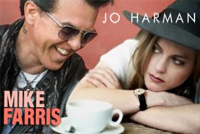 Mike Farris & Jo Harman double bill tour announcement 2022