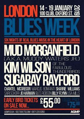 London Blues Week