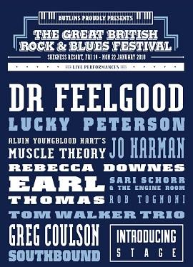 Skegness Rock and Blues Festival 2018