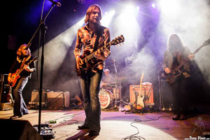 Steepwater Band UK tour announcement June 2020