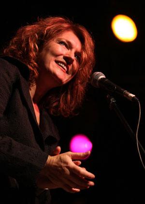 Lisa Mills - photo thanks to Alan White