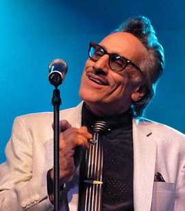 Rick Estrin & The Night Cats