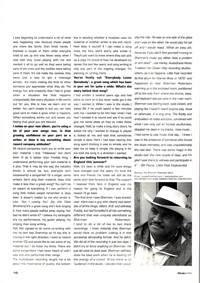 Blueprint Magazine Sherman Robertson article