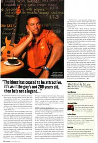 Guitarist Magazine 2004 Sherman Robertson article